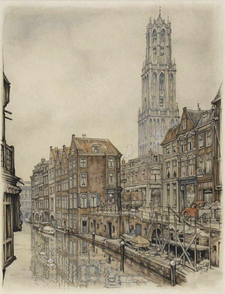 Anton Pieck - Utrecht