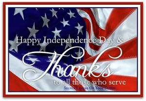 HAPPY 4TH OF JULY  Variously known as the Fourth of July and Independence Day, July 4th has been a federal holiday in the United States sinc...(continued on http://silverliningofyourcloud.wordpress.com/2014/07/04/happy-4th-of-july/#respond )