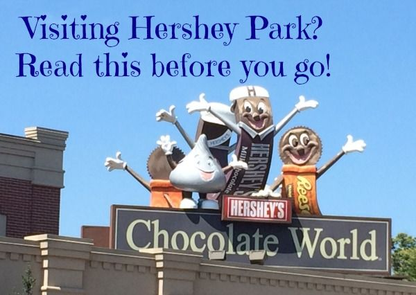 Hershey Park in Hershey Pa - NEPA Mom