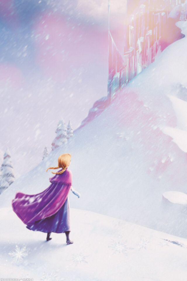 Anna IPhone Wallpaper Frozen DisneyDisney