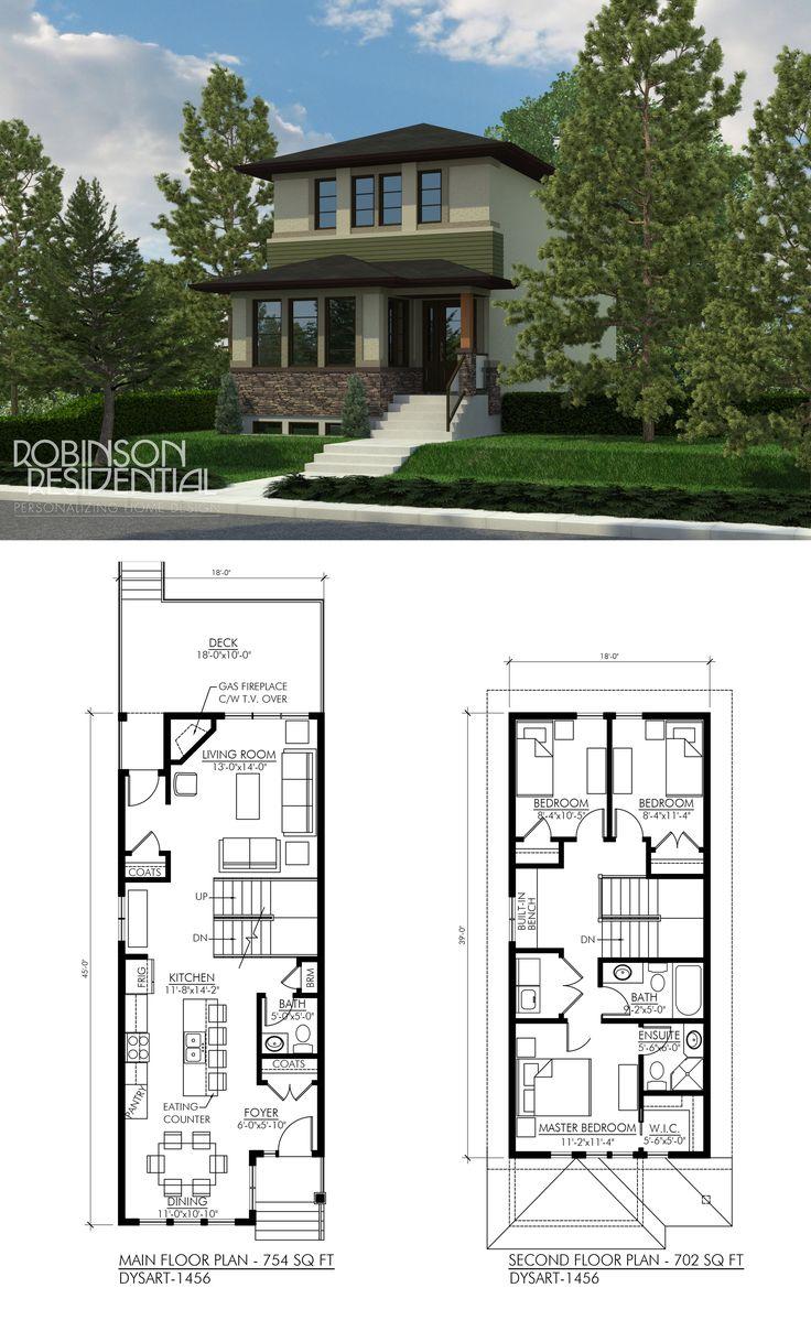 15 best Prairie Home Plans images on Pinterest | Floor plans, Car ...