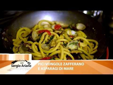 In Cucina con Sergio Ariano - Primo Piatto - YouTube