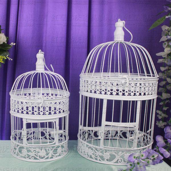 Свадебные украшения свадьбы стол украшения золотые кованого железа клетка птицы свадьба украшение реквизит съемки реквизит и декорации