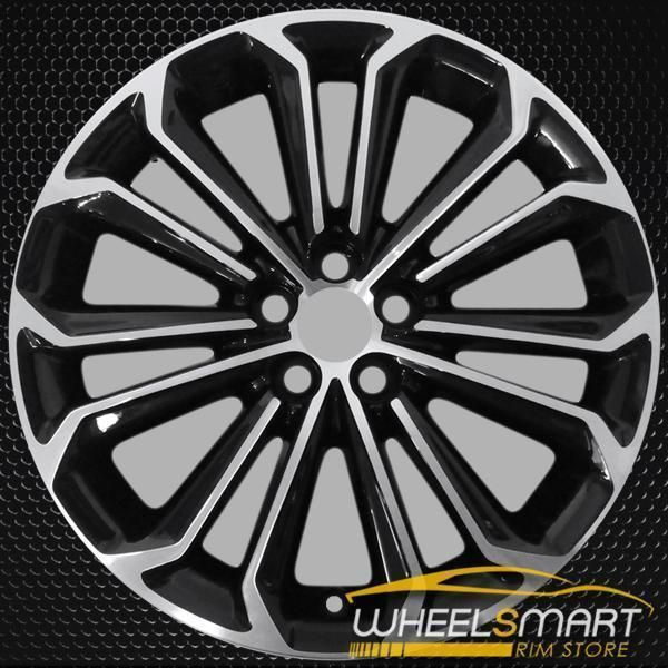 17 Toyota Corolla Oem Wheel 2014 2016 Machined Alloy Stock Rim
