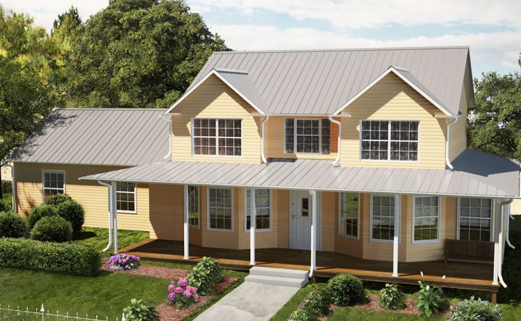 Best Metal Roof On Yellow House Google Search Yellow House Exterior Metal Roof Yellow Houses 640 x 480