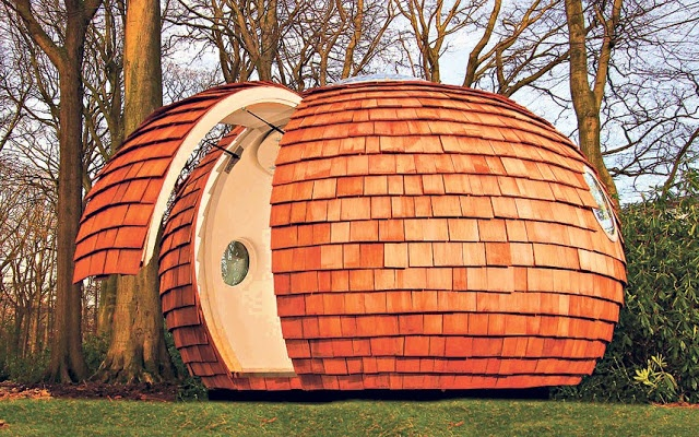 1 of 100 Unusual Houses from Around the World. | Most Beautiful Pages