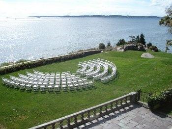 Wedding, Ceremony, Location, Misselwood estate at endicott college