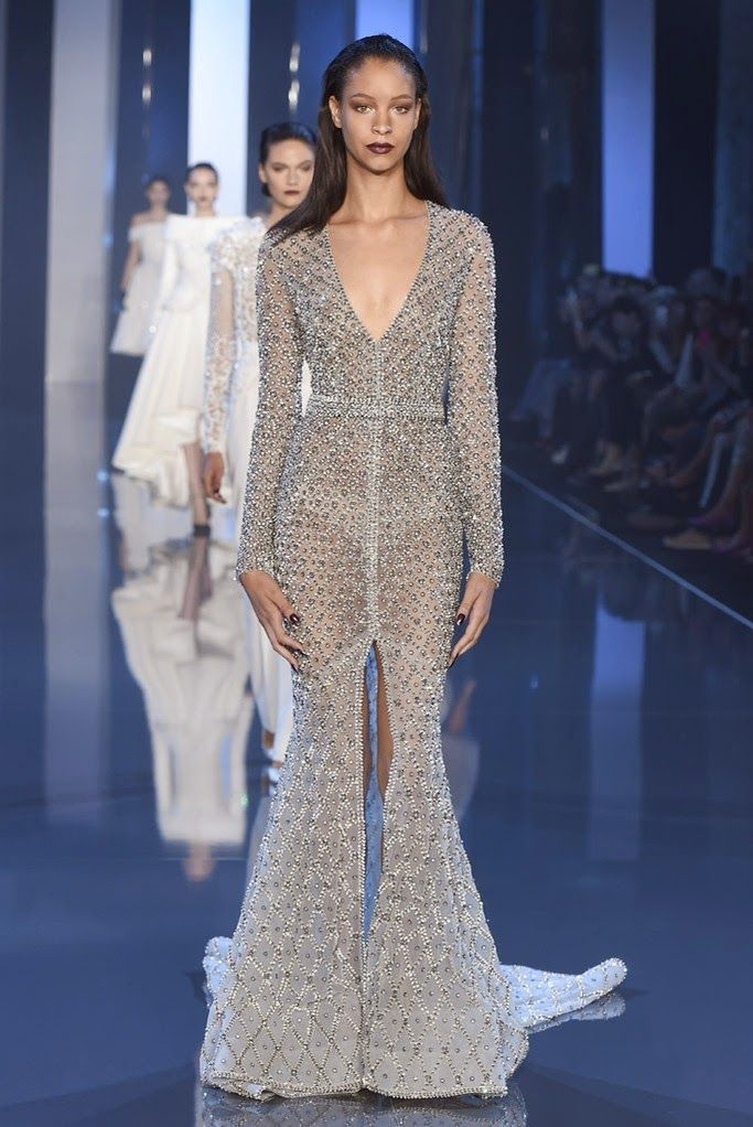 Ralph & Russo Couture Fashion week 2014