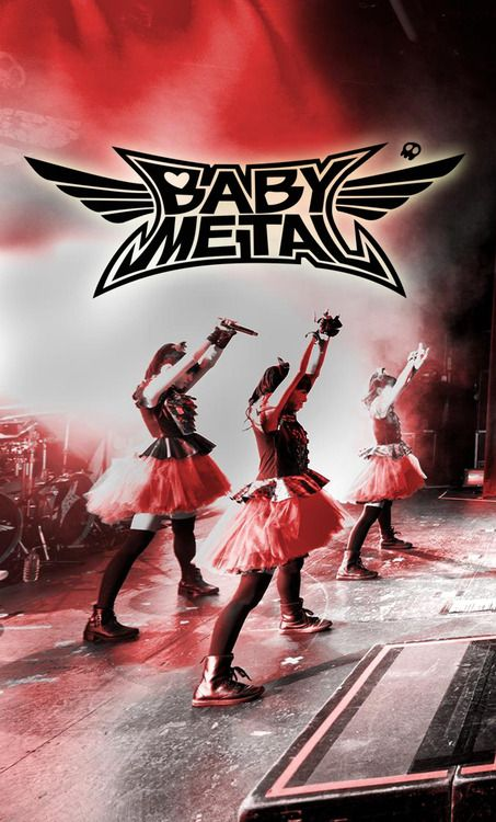 Babymetal....if you don't get it, you never will