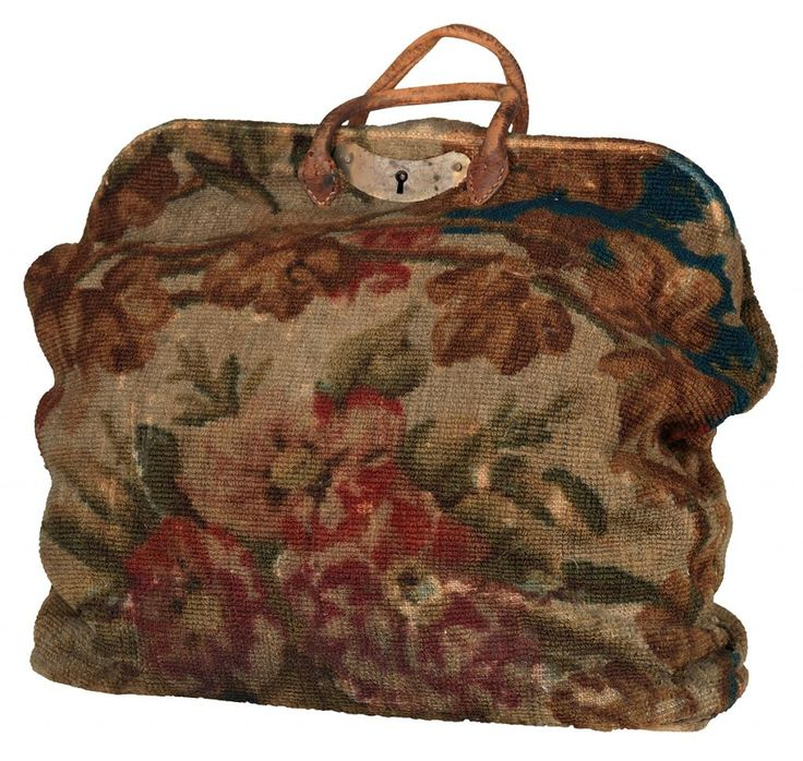 109 Best 1855 1865 Carpet Bags Images On Pinterest