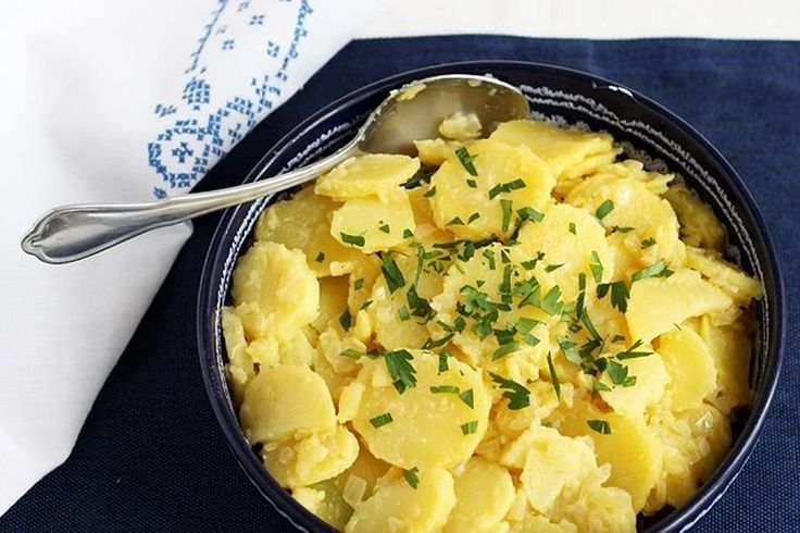 Austrian Potato Salad recipe on Food52
