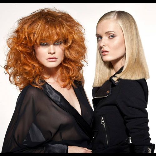 gino hairandmore FW15 Hair collection