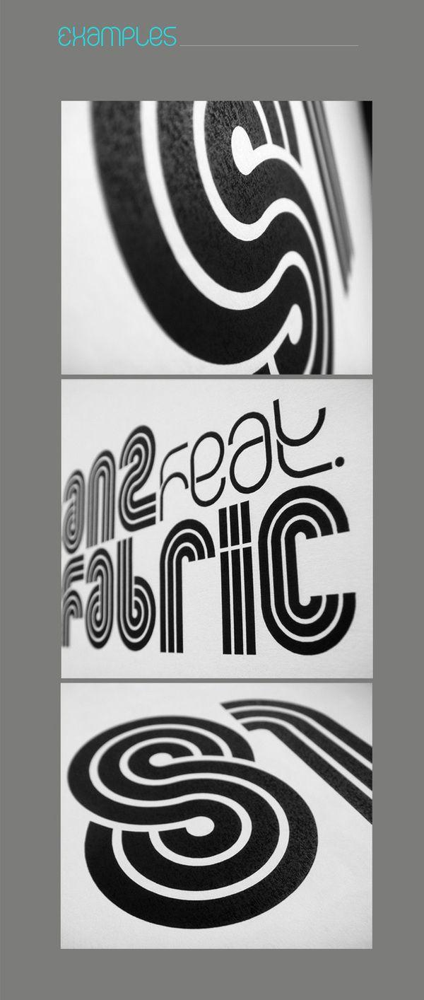 Fontfabric on Behance