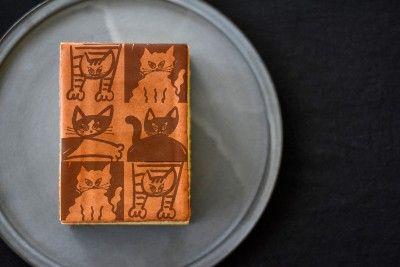津市のCafe Sanche(カフェ サンチェ)yamyamのネコシリーズ