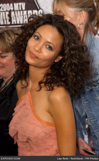 Thandie Newton... Love Her <3