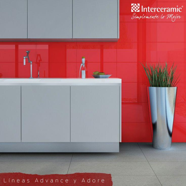 Escoge el azulejo ideal para la cocina considerando el for Pisos para cocina