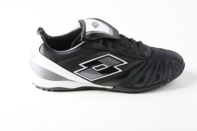 Lotto - Erkek Siyah Bağcıklı Serin Spor Ayakkabı