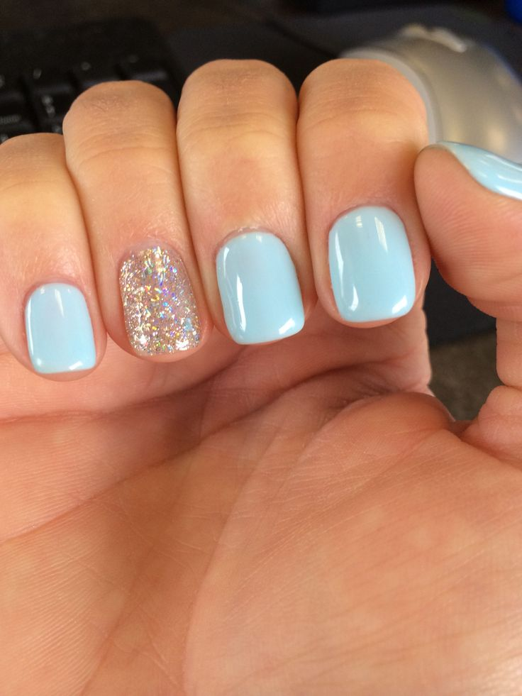 [Hair and beauty]Easter Nails sns