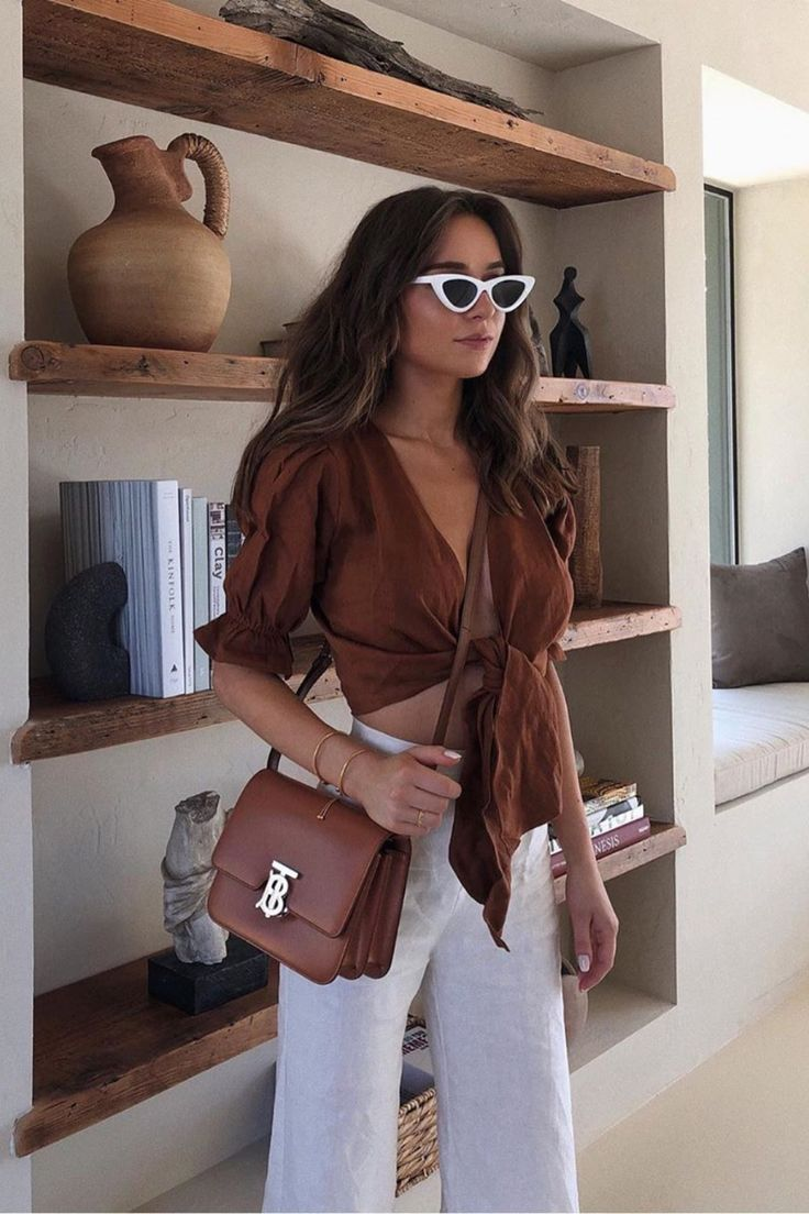 Stylish Everyday Outfits To Get You Through The Rest Of Summer