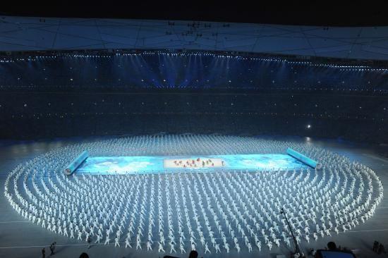 Photos de la cérémonie d'ouverture des JO 2008 (2)