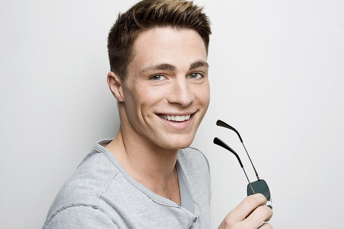 Jan. 13, 2016 - Queerty.com - Predictions for 2016: Hillary will take the White House, and Colton Haynes will finally come out