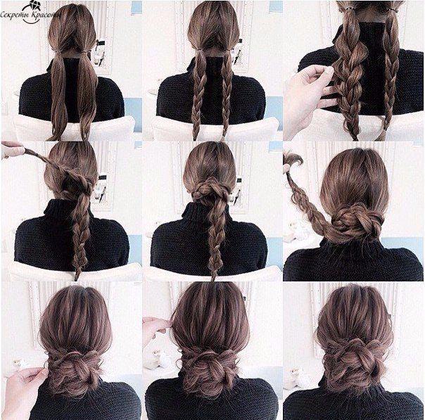 Шикарные волосы   Маски для волос   Прически