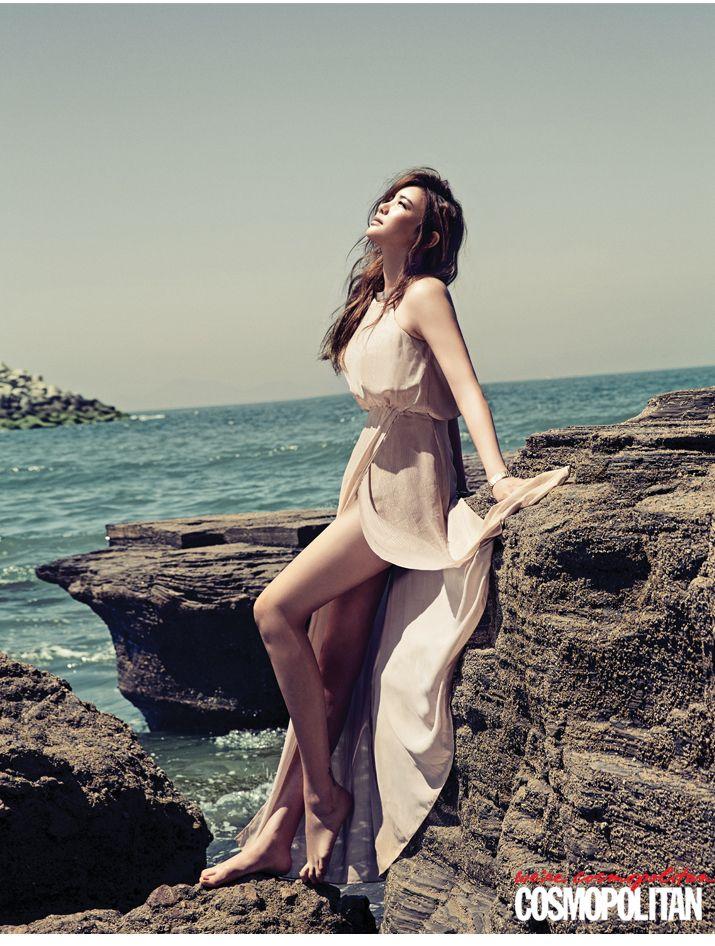 Lee Tae Im - Cosmopolitan Magazine June Issue '14