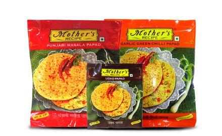20% off on 200 gm pack of Udad, Moong, Garlic Green Chilli, Punjabi Masala Papad and Chana Masala Papad. Valid at Hypercity stores in select cities.