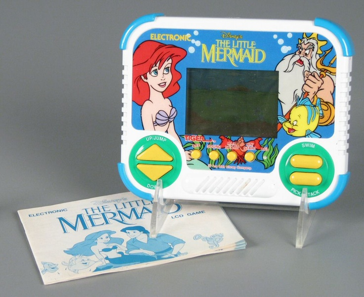 the little mermaid video game