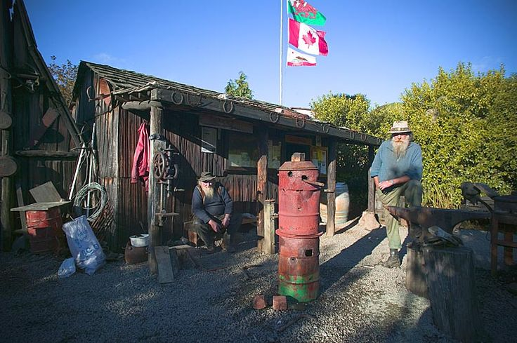 The bearded miners, Reefton, there to tell you all you nee to know about…