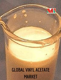 Vinyl Acetate Market - The global vinyl acetate market was estimated at USD XXX.XX million in 2015 and is projected to reach USD XXX.XX million by 2020, at an estimated CAGR of XX.XX% during the forecast period (2015-2020). The major growth areas are ethylene-vinyl acetate copolymers and polyvinyl alcohol, as they are used in solar energy