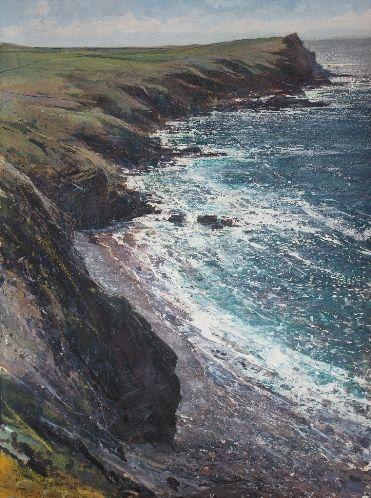 Lizard Cliffs | Paul Lewin