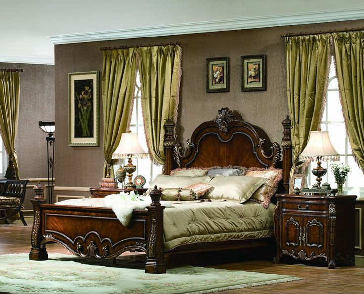 88 Best Romantic Rooms Images On Pinterest  Romantic Bed And Gorgeous Exotic Bedroom Sets Inspiration Design