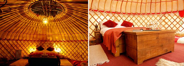 Wasdale Yurt Holiday. Come and stay in our luxury yurts situated in the Wasdale Valley, overlooking Scafell Pike (Englands highest mountain) and with magnificent views of the Wasdale fells and surrounding landscape.