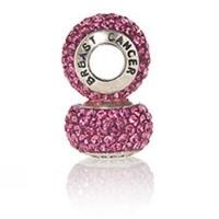 Breast Cancer charm