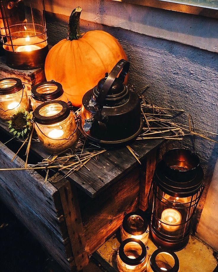 Autumn \u0026 Halloween in 2019
