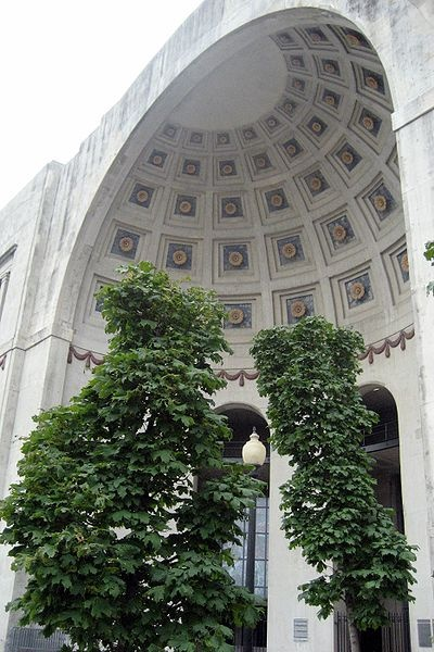 The rotunda at the north end of Ohio Stadium. http://www.payscale.com/research/US/School=Ohio_State_University_(OSU)_-_Main_Campus/Salary