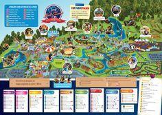 Um dia no Beto Carrero World: dicas para visitar o parque | Meus Roteiros de Viagem