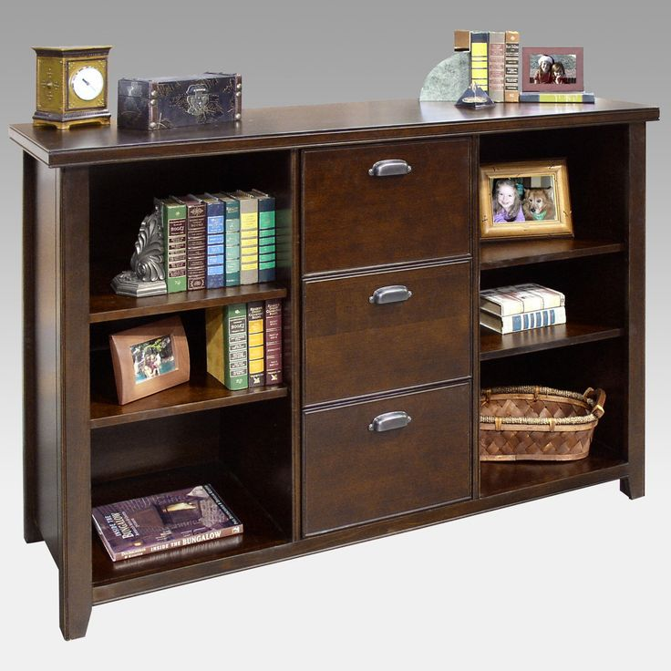 with bookcase drawer bookshelf file furniture drawers hawthorne two thisnext