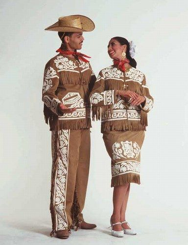 MI TIERRA TAMAULIPAS MEXICO - TRAJE TIPICO REGIONAL DE TAMAULIPAS