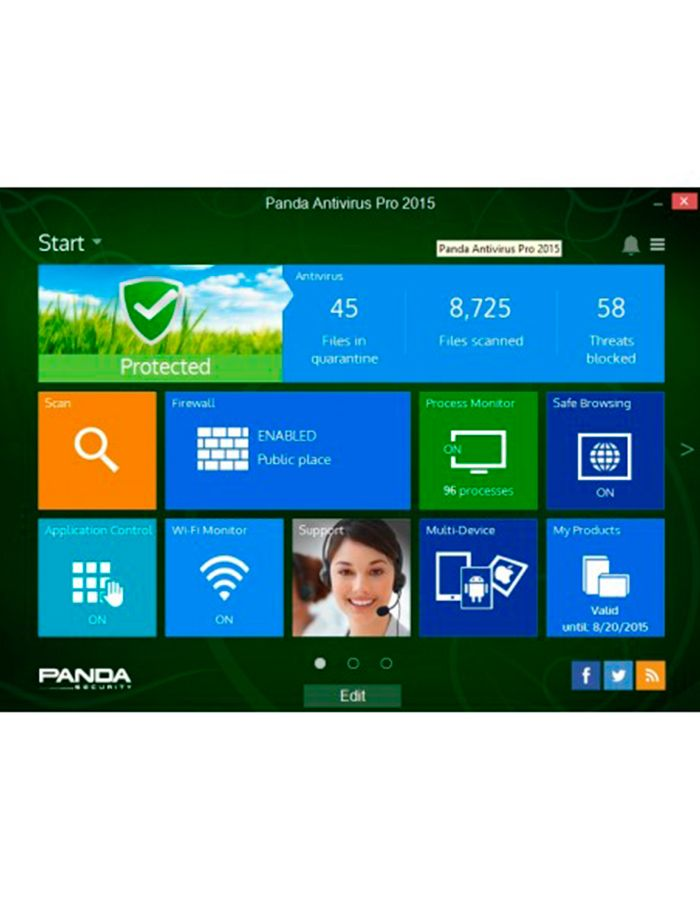 Buy Panda Antivirus Pro (1 User, 1 Year) Online at low price in India from Hi2buy.com. Check out our huge collection of Software products online. Genuine Products with free shipping,COD