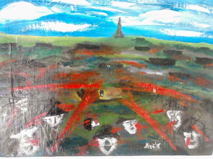 Viharos Normandiai Partraszállás?:  Szent meggyőződésem volt,márha egy meggyőződés le...