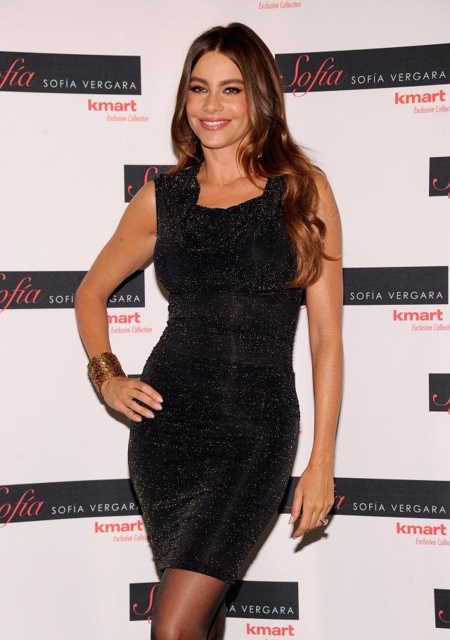 What Sizes Celebrities Really Wear: Sofia Vergera