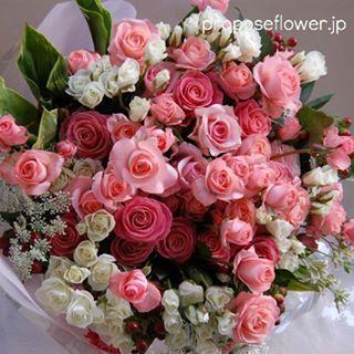 #flower #flowers #flowerlovers #bouquet #hanataba#blumen #fleur #rose #roses#pinkrose