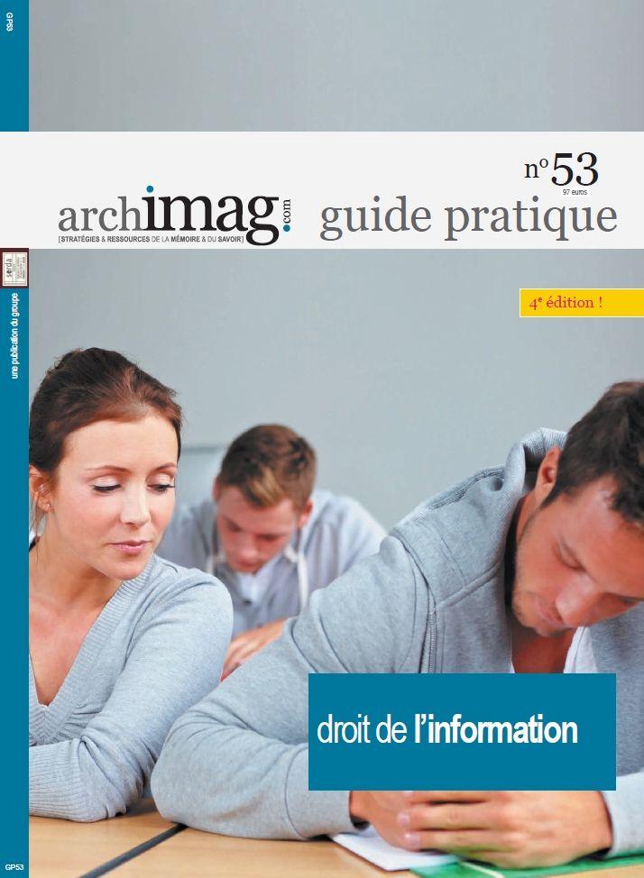 Droit de l'information | 321.03 ARC