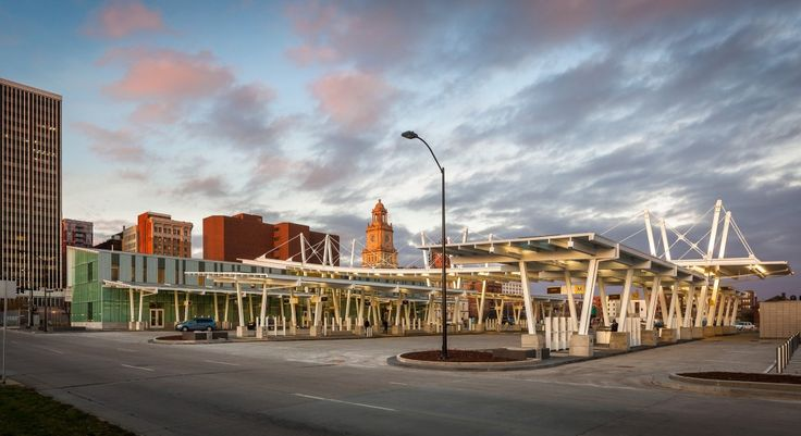 Dart Central Station / Substance Architecture