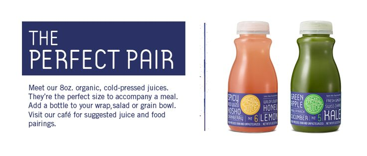 Fresh, Cold-Pressed Juices and Healthy Cafes Creative Juice at - fresh blueprint cleanse questions