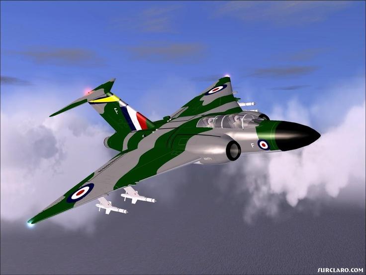 RAF Gloster Javelin