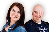 Scott & Kelli on KLOVE from 3-8pm