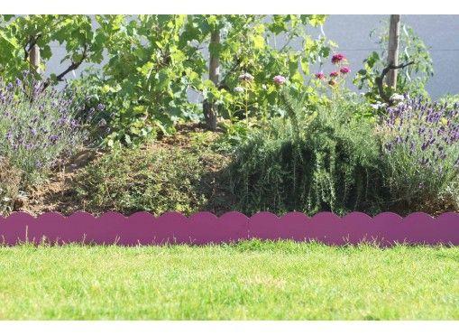 Les 25 meilleures id es concernant bordure acier sur for Bordure jardin acier corten